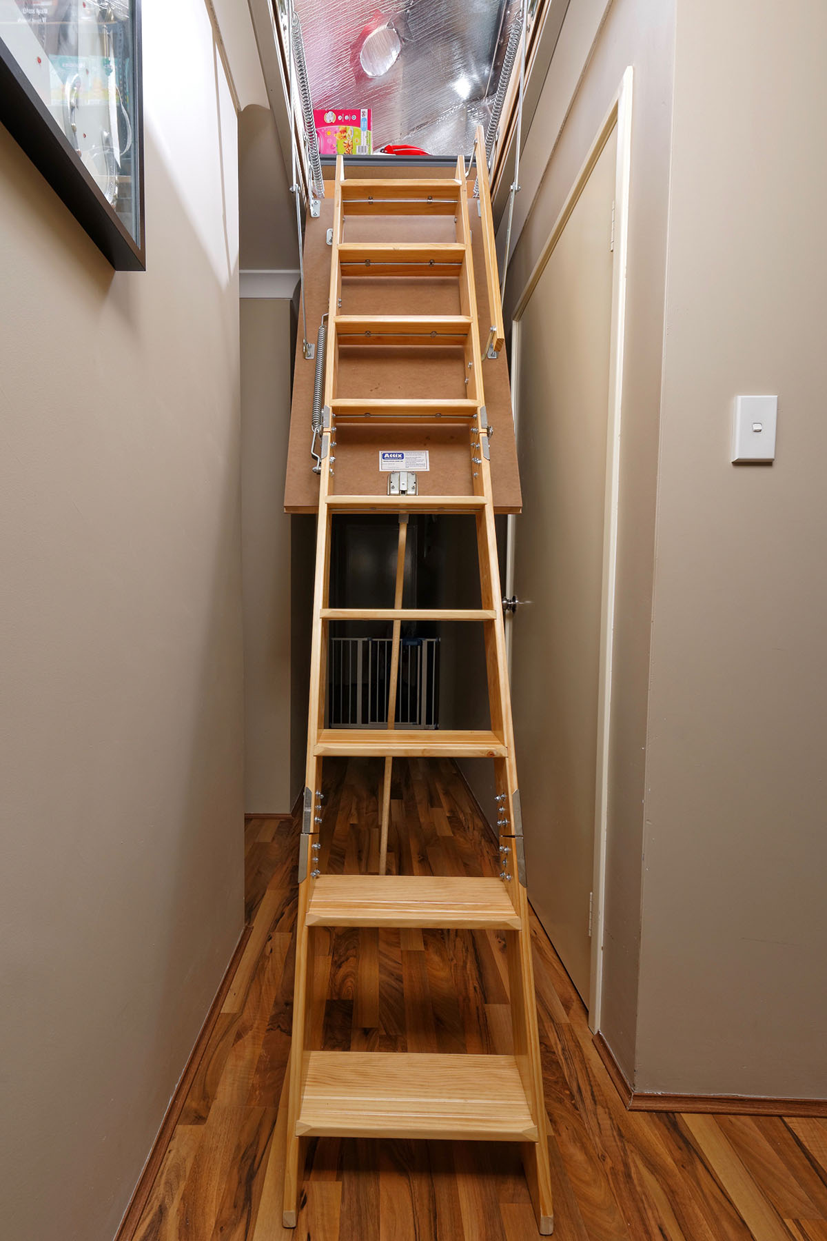 Attic Ladder Utility Model 2