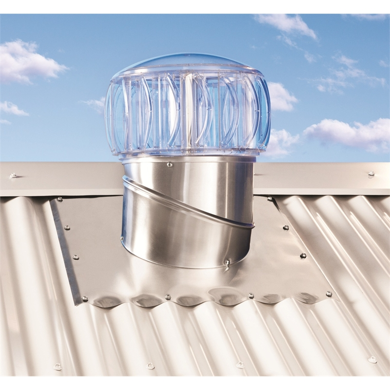Bradford Ventilation – TurboTeam Tin roof vent